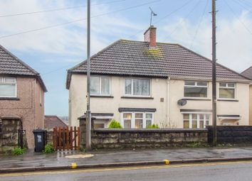 3 bed semi-detached house for sale in Malpas Road, Newport NP20