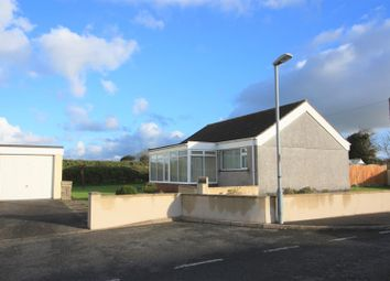 Thumbnail 2 bed detached bungalow to rent in Quintrell Gardens, Quintrell Downs, Newquay