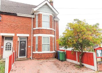 Thumbnail 3 bed end terrace house for sale in Doxey, Stafford