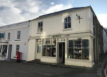 Thumbnail Retail premises to let in 41 Molesworth Street, Wadebridge, Cornwall