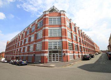 Thumbnail 2 bed flat to rent in New Hampton Lofts, 99 Branston Street, Jewellery Quarter