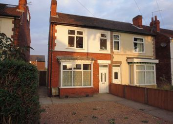 Thumbnail 4 bedroom semi-detached house to rent in Boultham Park Road, Lincoln