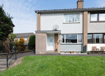 Thumbnail 2 bed end terrace house to rent in Nursery Street, Forfar