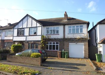 Thumbnail 5 bed semi-detached house for sale in St. Clair Drive, Worcester Park
