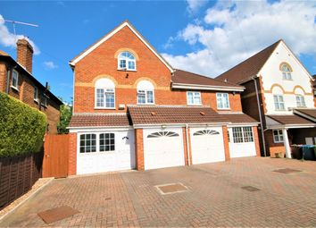 Thumbnail 4 bed semi-detached house for sale in Kenton Lane, Harrow Weald, Middlesex