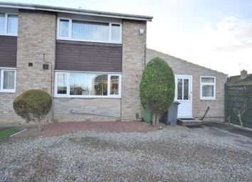 Thumbnail 3 bedroom semi-detached house for sale in Ryecroft Avenue, York