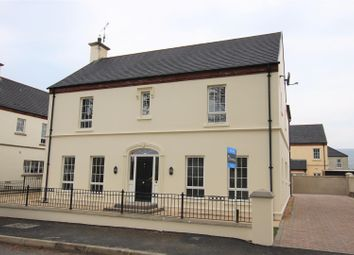 Thumbnail 4 bed detached house for sale in 8 Abbeyfields, Dungiven