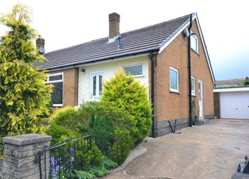 Thumbnail 3 bed semi-detached house to rent in Hillside Drive, West Bradford, Clitheroe