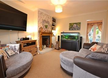 Thumbnail 2 bed terraced house for sale in St. Michaels Road, Whiteway, Bath, Somerset