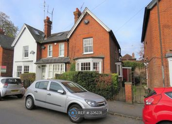 Thumbnail 4 bed semi-detached house to rent in Station Road, Marlow
