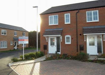 Thumbnail 2 bed end terrace house to rent in Oak Place, Bidford-On-Avon, Alcester