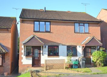 Thumbnail 2 bed semi-detached house to rent in Blackmore Chase, Wincanton