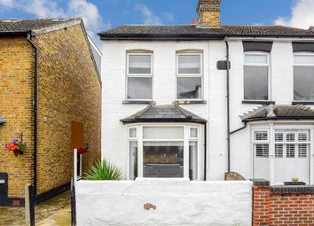 Thumbnail 3 bedroom semi-detached house for sale in Globe Road, Hornchurch, Essex