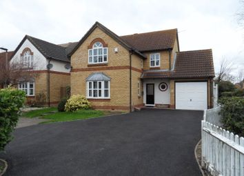Thumbnail 4 bed detached house to rent in Broadhurst Abbey, Riverfield Area, Bedford