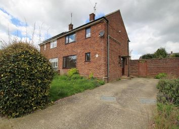 Thumbnail 3 bedroom semi-detached house for sale in Sandpiper Road, Ipswich