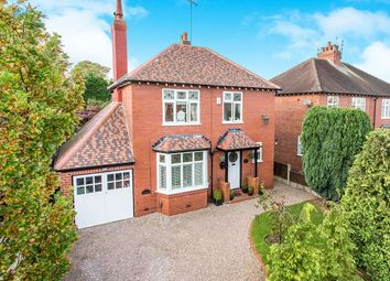 Thumbnail 3 bed detached house for sale in Cambridge Road, Macclesfield