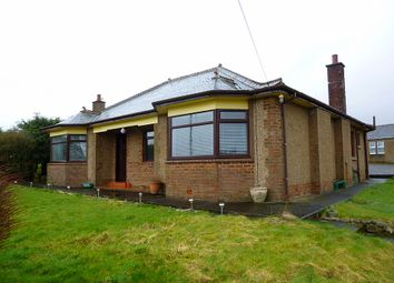 Thumbnail 3 bed detached bungalow for sale in Sanquhar, Dumfries & Galloway