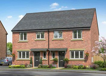 "Thumbnail 3 bed property for sale in ""The Caddington"" at Cheviot Place, Newton Aycliffe"