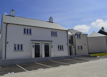 Thumbnail 3 bed semi-detached house for sale in Polpennic Drive, Padstow