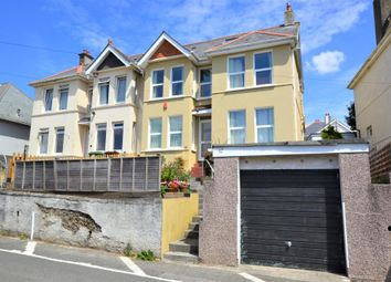 Thumbnail 3 bedroom semi-detached house for sale in Row Lane, Plymouth, Devon