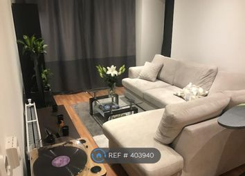 Thumbnail 1 bed flat to rent in Horizons Tower, London