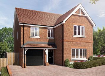"Thumbnail 5 bed detached house for sale in ""The Ramhill"" at Gardeners Hill Road, Wrecclesham, Farnham"