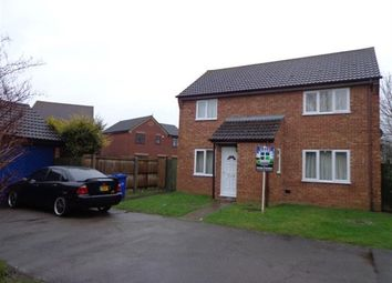 Thumbnail 4 bedroom detached house to rent in Macpherson Robertson Way, Mildenhall, Bury St. Edmunds