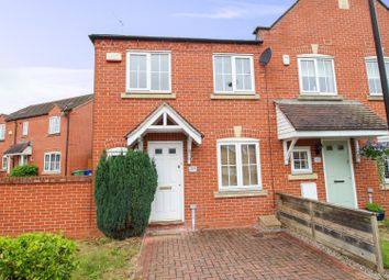 Thumbnail 3 bed end terrace house for sale in Wake Way, Grange Park, Northampton
