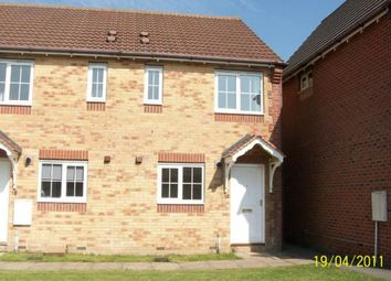 Thumbnail 2 bed end terrace house to rent in Win Green View, Shaftesbury, Dorset