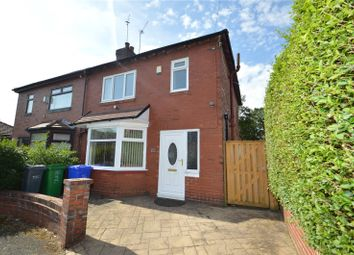 Thumbnail 3 bed semi-detached house to rent in Southbrook Avenue, Crumpsall, Manchester