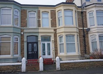 Thumbnail 4 bed terraced house for sale in Bright Street, Blackpool