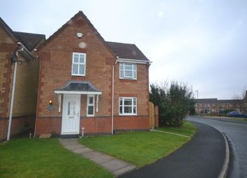 Thumbnail 3 bed detached house for sale in Shorwell Close, Great Sankey, Warrington