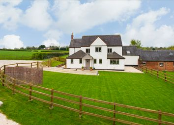 Thumbnail 6 bed country house for sale in Yeaveley, Ashbourne