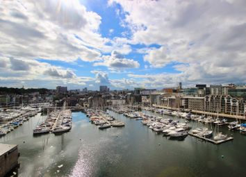 Thumbnail 2 bed flat for sale in East Quay House, Marrowbone Slip, Sutton Harbour, Plymouth