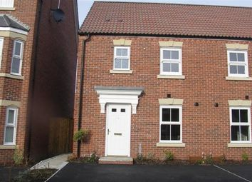 Thumbnail 3 bed semi-detached house to rent in Quins Croft, Leyland