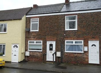 Thumbnail 2 bedroom terraced house to rent in Peartree Cottage, Hull Road, Cliffe