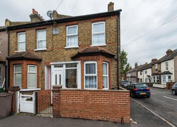 Thumbnail 3 bed end terrace house for sale in Seymour Road, Mitcham Junction, Mitcham