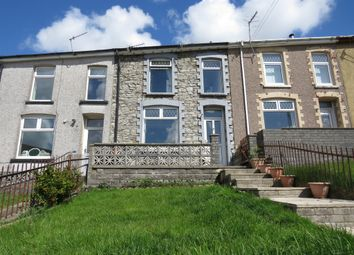 Thumbnail 3 bedroom terraced house for sale in Brynogwy Terrace, Nantymoel, Bridgend
