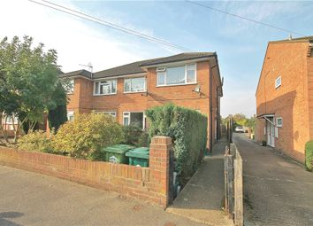 Thumbnail 2 bed maisonette for sale in Avondale Avenue, Staines Upon Thames, Middlesex