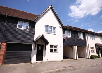 Thumbnail 3 bedroom terraced house for sale in Deer Park Way, Waltham Abbey