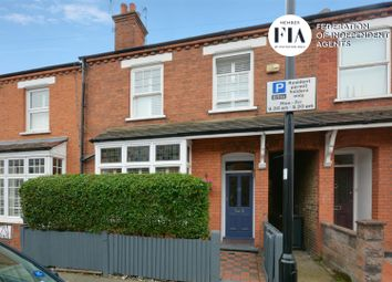 3 bed terraced house for sale in York Road, Brentford TW8