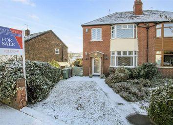 Thumbnail 3 bed semi-detached house for sale in Kellett Lane, Wortley, Leeds, West Yorkshire