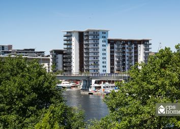 Thumbnail 2 bed flat to rent in Cambria, Victoria Wharf, Watkiss Way, Cardiff Bay
