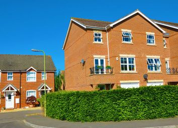 Thumbnail 4 bed town house for sale in Topaz Drive, Andover