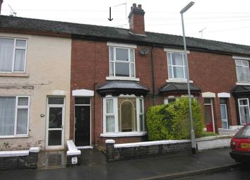 Thumbnail 2 bedroom terraced house to rent in Oxford Gardens, Stafford