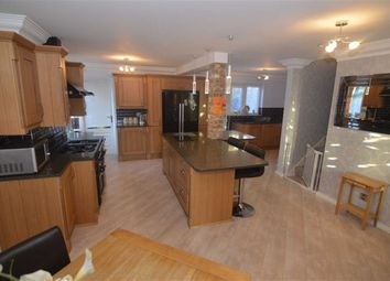 Thumbnail 4 bed detached house for sale in Seaview Avenue, Basildon, Essex