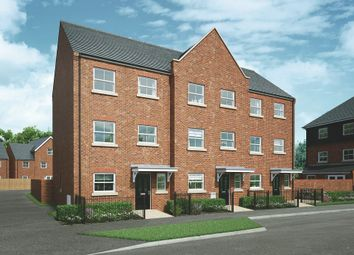 Thumbnail 4 bedroom town house for sale in Church Lane, Stanway, Colchester