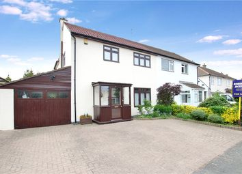 Thumbnail 3 bedroom semi-detached house for sale in Rookesley Road, Orpington, Kent