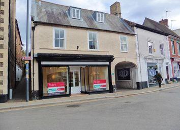 Thumbnail Retail premises to let in Market Place, Downham Market
