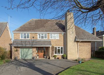 Thumbnail 4 bed detached house for sale in Obthorpe Lane, Thurlby, Bourne